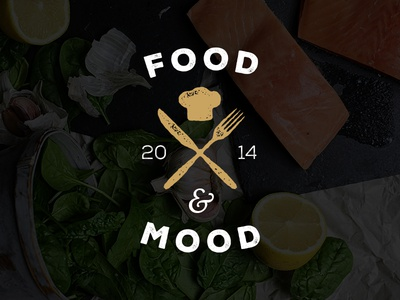 Food&Mood Brand identity
