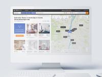 Otthontérkép website redesign logo ecommerce brand identity ux website design interface redesign branding ui