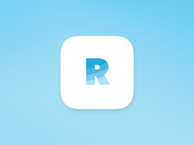 Daily UI 005 - App Icon minimal flat button r ios app icon app icon dailyui