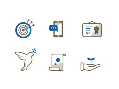 Principles Icons