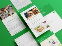 Lunch Deals mobile app