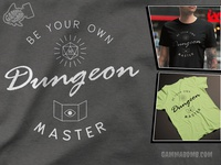 Be Your Own Dungeon Master