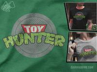 Toy Hunter - TMNT