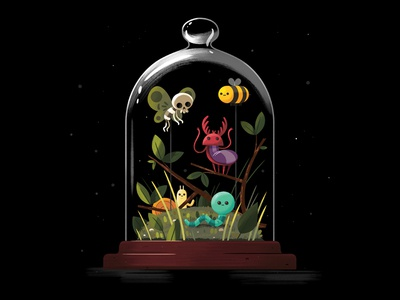 Collected Curiosity #04052010-03 collected curiosities adventure time illustration kolbisneat andrew kolb