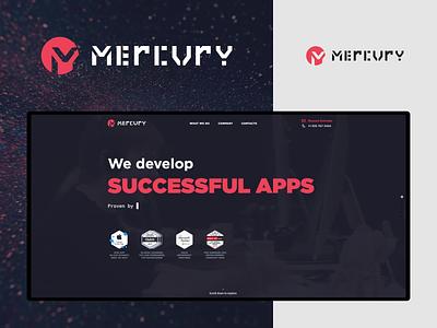Mercury Logo Design Contest debut mercury contest branding design logo