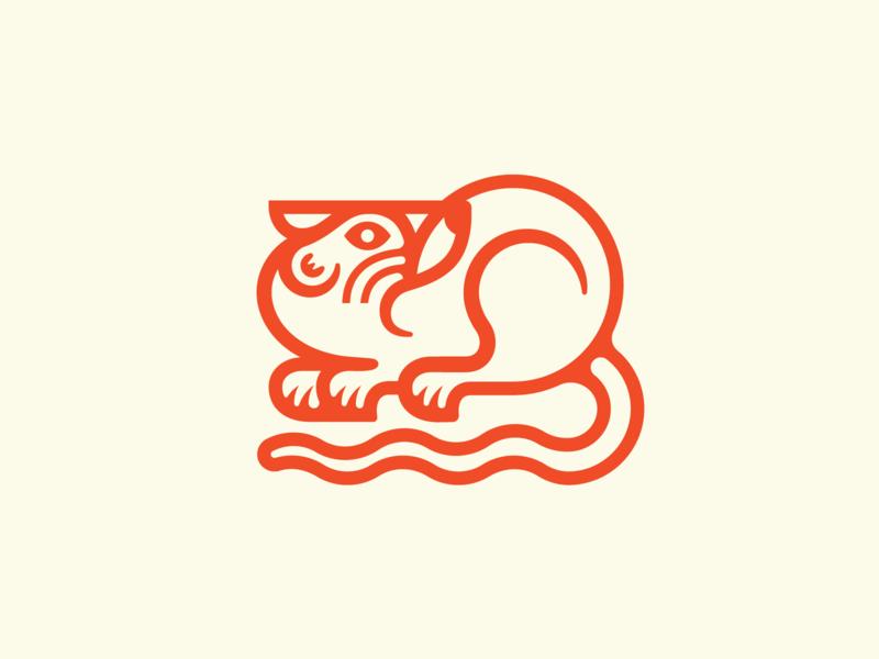 New Beginnings vector branding logo apparel illustration