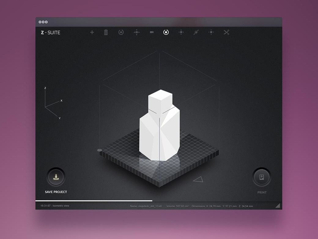 Z Suite Software