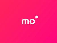 mo' - logo design