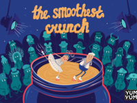 The Smoothest Crunch