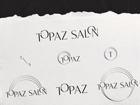 Logo Concept Exploration for a Salon