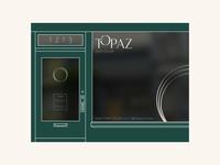 Topaz Salon Signage Planning