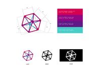Six awn star  logo vision
