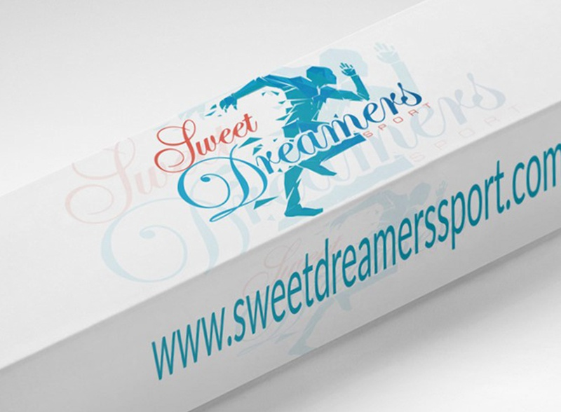 Sweert Dreamers logos illustration vector cover design package design creative logotype icon branding identity logo