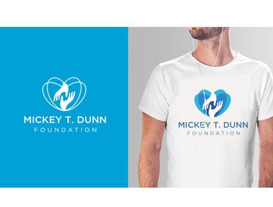 MICKUY T DUNN fashion mark typography illustration design logos minimal logomark creative logotype icon branding identity logo
