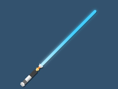 Light saber Star Wars