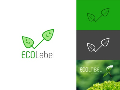 Eco Label Logo Work