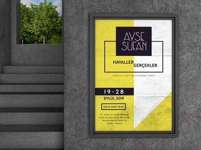 Ayşe Sufan Poster Work