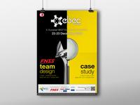 EBEC Ankara'19 Poster Design