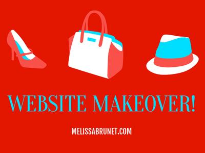Website Makeover!