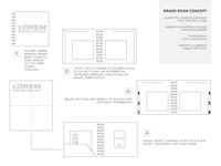 Brand Book Concept