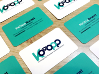 Ko-opp business cards