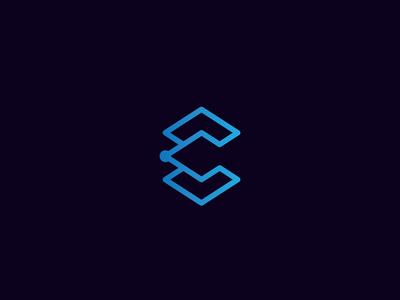 c tech logo symbol