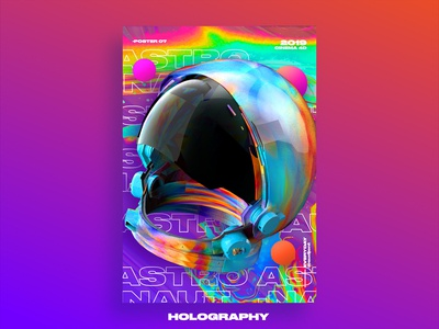 Holography poster
