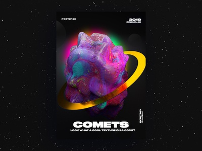 comets poster