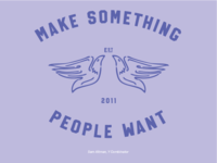 Make Something People Want