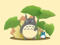 Totoro land