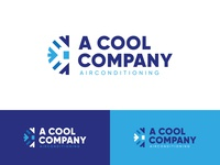 Logo air conditioning company
