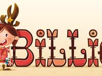 Geboortekaart billie 4