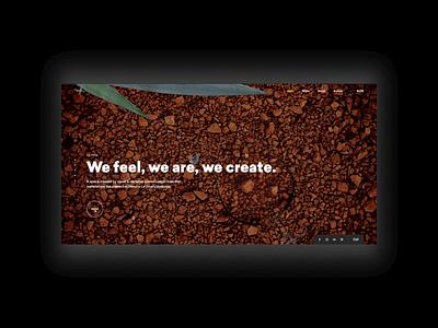 WELOVECORNER - Website development minimal website web ux ui design
