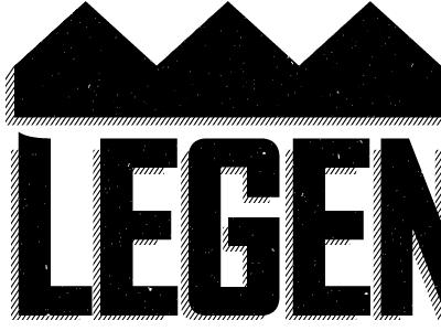 Legend Brewing Co. beer type texture