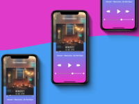 Music Player - Daily UI (Day 9)