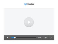 Dropbox Videoplayer