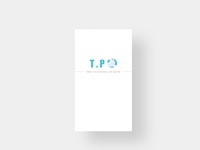 T.Po app splash screen
