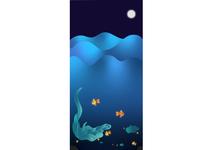 Splash screen for Sleeping Helper App