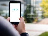 Splash screen for TPO app