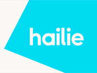 Hailie™ Logotype