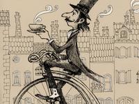 Cyclist. A Skilled One.