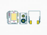 Walkman Icons