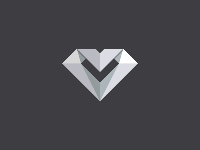 diamond by kemal sanli dribbble