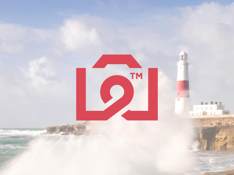 w photography logo w logo camera branding mark icon photography graphic design identity monogram red