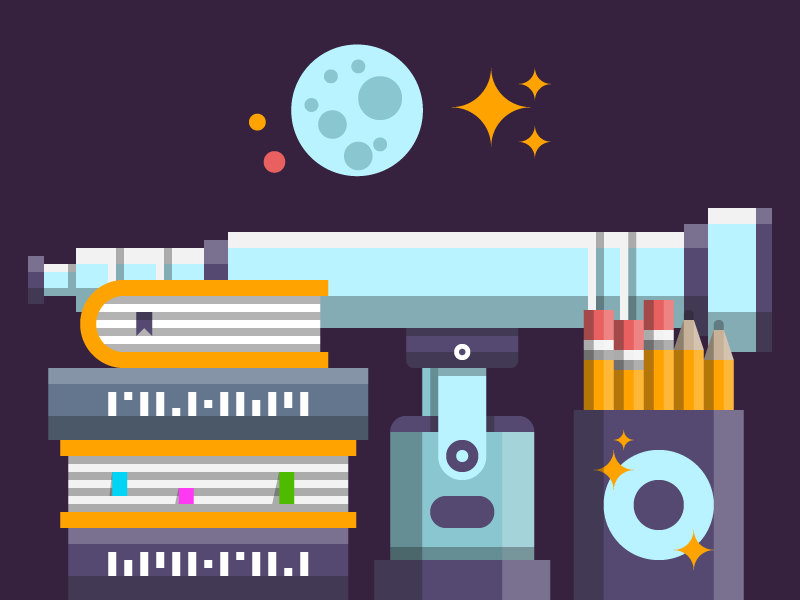 A little science by kemal sanli dribbble for Hashicorp careers