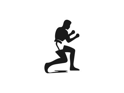 Muhammad Ali icon negative space black design graphic illustration rip boxer legends muhammad ali