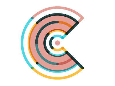 C design shapes lines circles type 36daysoftype-c 36 days of type c