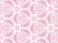 Pattern made with natural colors