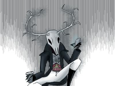 Eldritch Deer