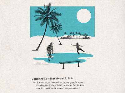January 11—Marblehead, MA
